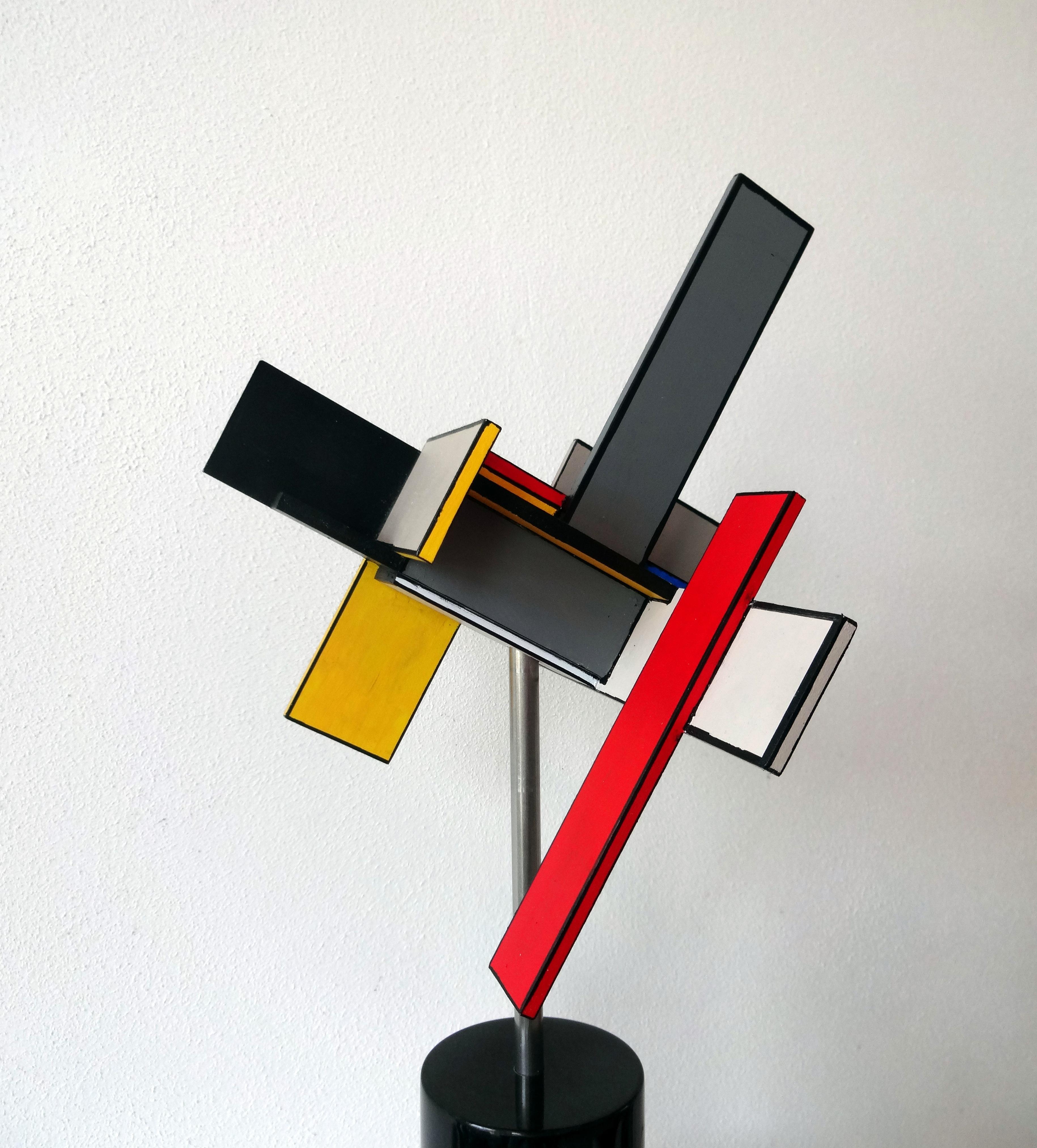 Knipoog naar Malevich