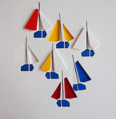 Various sailings